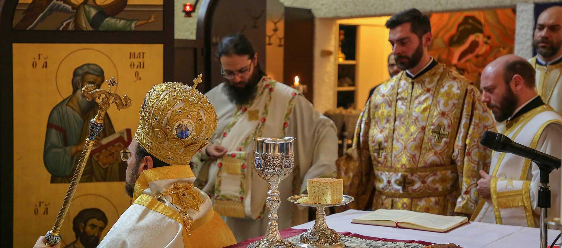 Χειροτονίες νέων Κληρικών στη Μητρόπολη Ελβετίας