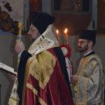 Η ακολουθία της Α' Στάσεως του Ακαθίστου Ύμνου στον ιερό ναό του Αποστόλου Παύλου του εν Σαμπεζύ της Γενεύης Πατριαρχικού Σταυροπηγίου. (Φωτό)