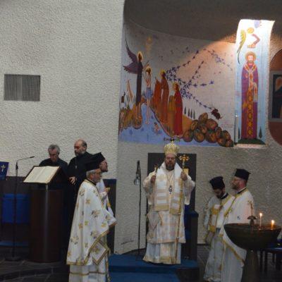Εορτή των Αγίων Αποστόλων Πέτρου και Παύλου στη Γενεύη (ΦΩΤΟ)
