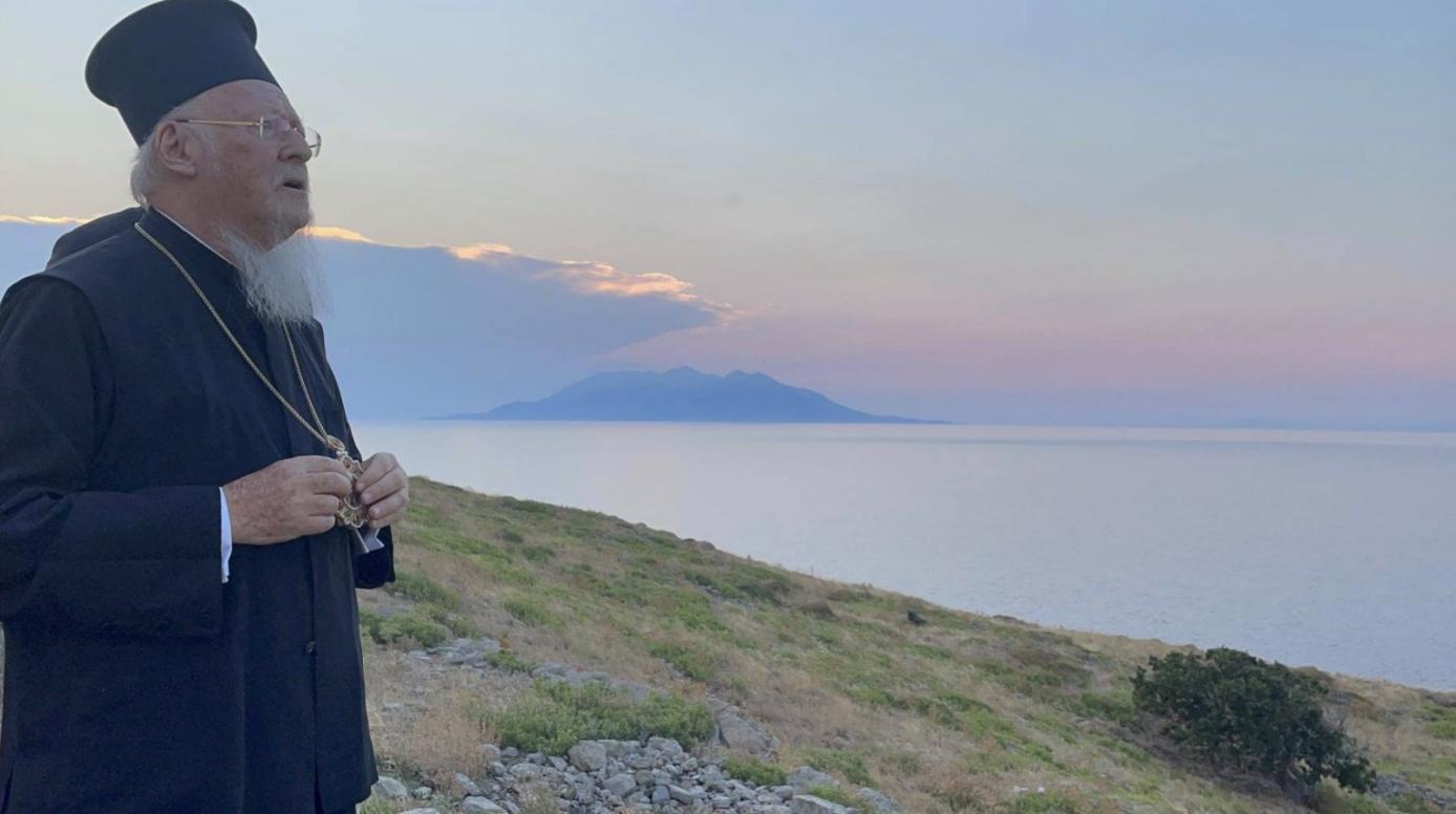 Μήνυμα του Οικουμενικού Πατριάρχου για την ημέρα προσευχής υπέρ της Προστασίας του Φυσικού Περιβάλλοντος (1 Σεπτεμβρίου 2021)