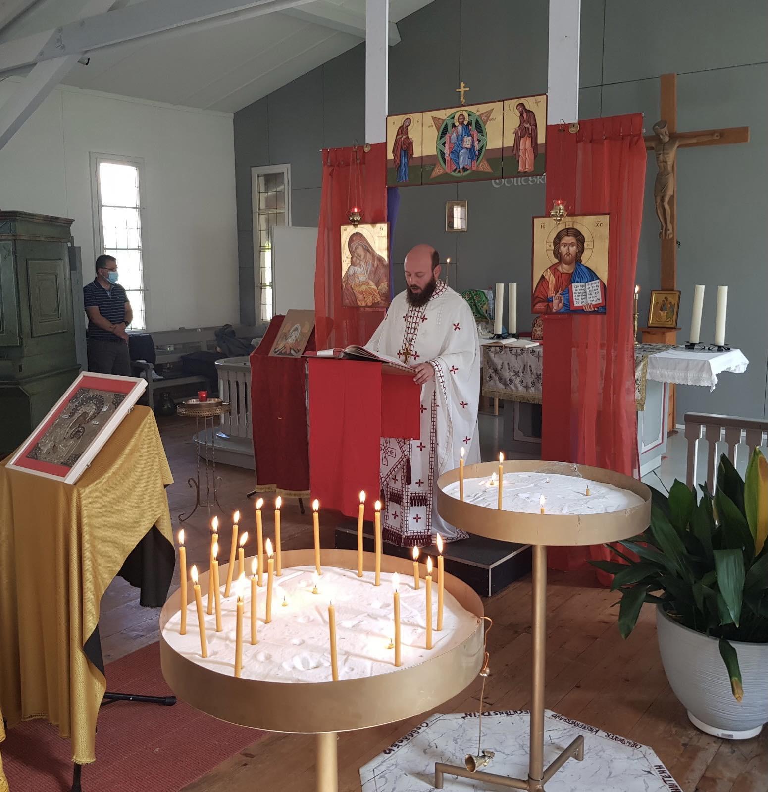 Ορθόδοξη παρουσία στο Πριγκιπάτο του Λιχτενστάιν